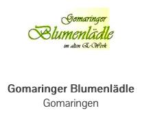 Gomaringer Blumenlädle