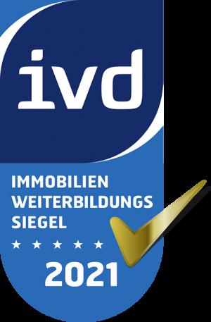 IVD Weiterbildungssiegel 2021